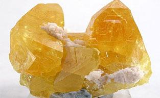 aragonite jaune