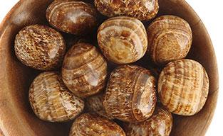aragonite brune