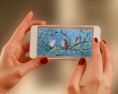 5 Astuces pour photographier vos peintures