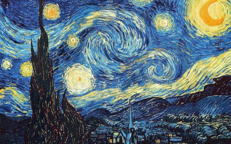 Comment créer un effet de mouvement en peinture ?