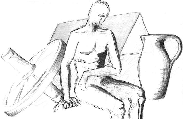 dessiner portrait