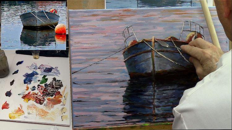 8 conseils pour mieux peindre d'après photo ?