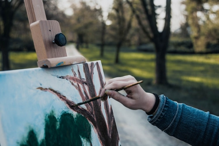 Comment peindre l'illusion du détail ?