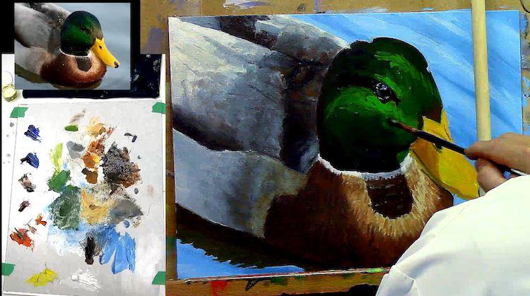 Comment peindre les animaux ?