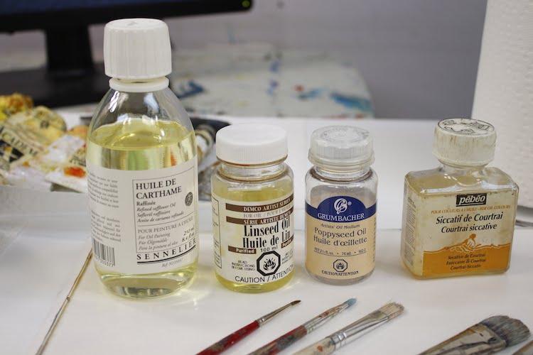 Comment contrôler le temps de séchage de la peinture à l'huile ?