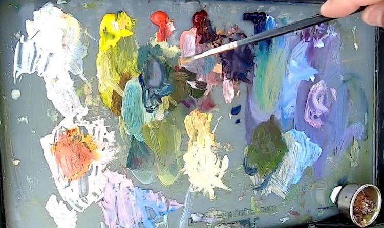 Comment choisir les bonnes couleurs pour votre palette de peinture ?