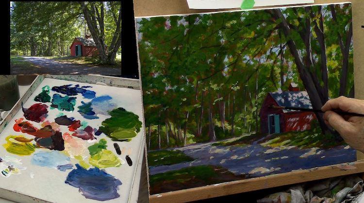 7 erreurs à éviter lorsqu'on peint des arbres