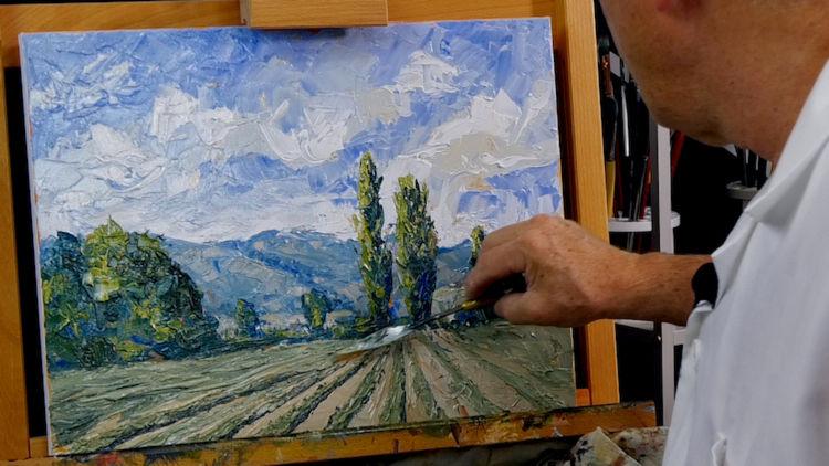 5 erreurs à éviter lorsque l'on débute en peinture de paysage