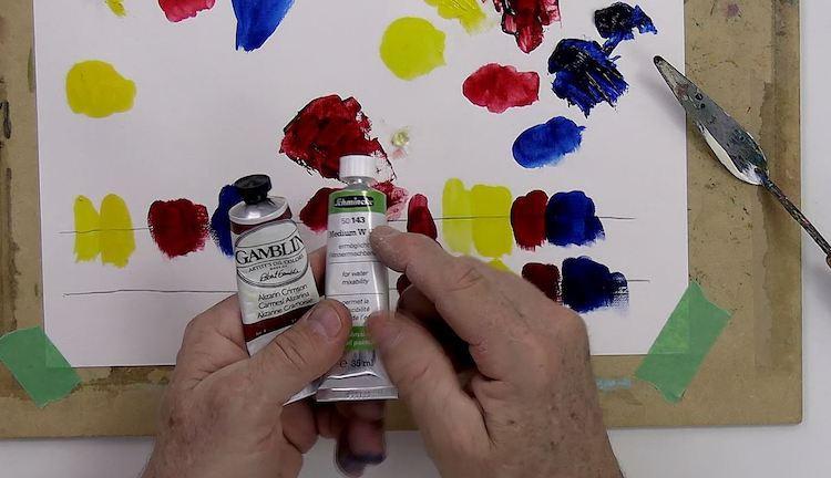 La peinture à l'huile soluble à l'eau - Ses avantages et comment l'utiliser