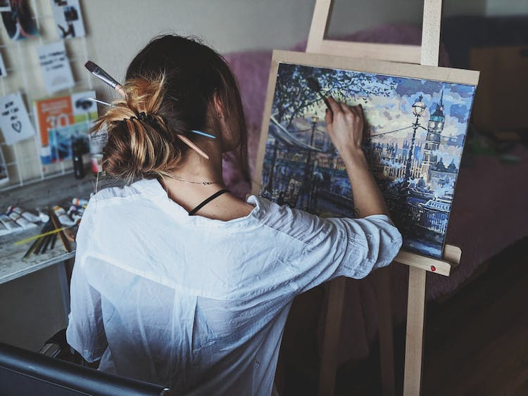 Comment trouver un nom pour vos peintures ?