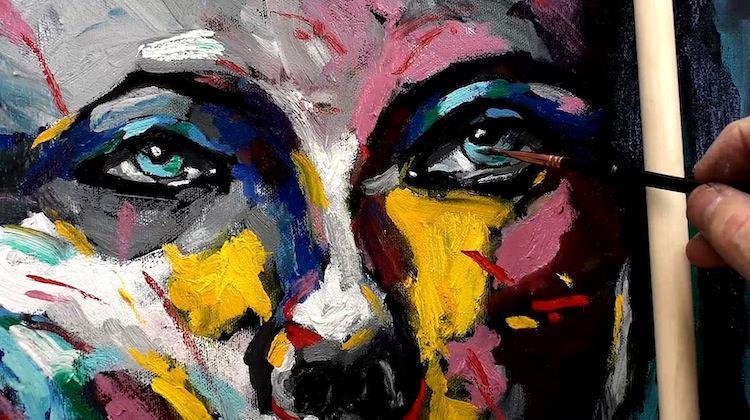 7 trucs pour rendre vos peintures plus expressives