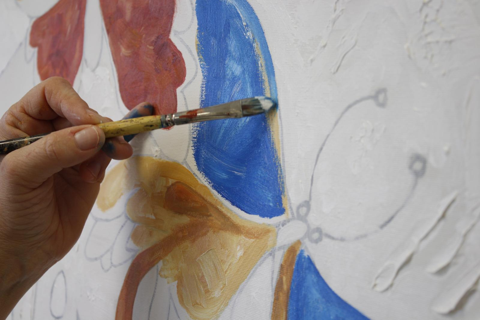 Apprenez la peinture à votre rythme