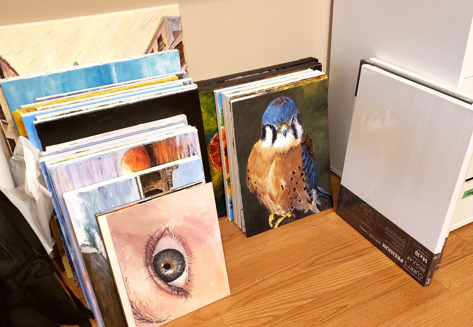 Comment entreposer vos peintures à court ou à long terme ?
