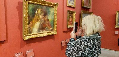 Comment regarder les peintures des grands maîtres ?