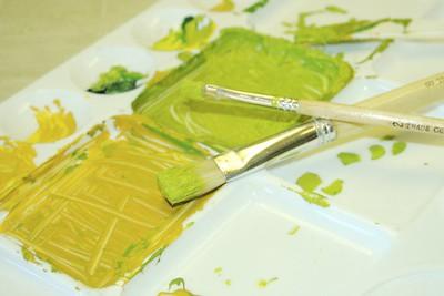 Comment Faire Les Verts Dans Les Paysages En Peinture