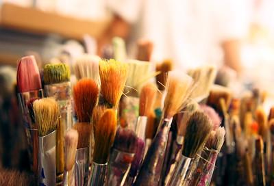 Comment choisir ses pinceaux en peinture ?