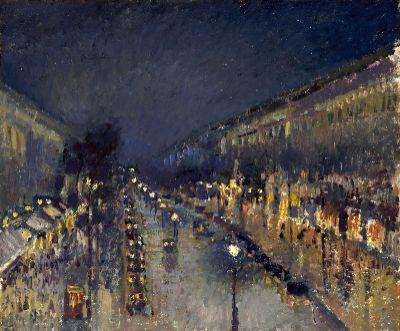 Brève histoire du paysage urbain en peinture