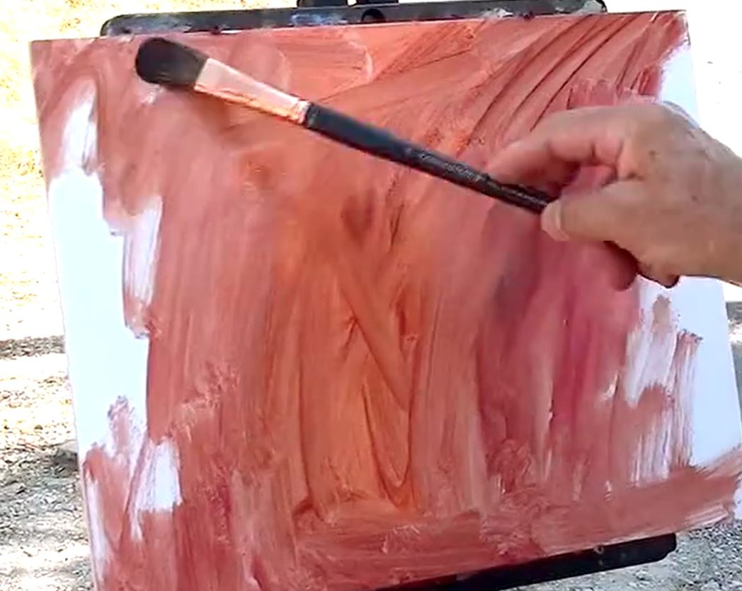 10 erreurs à éviter en peinture sur toile