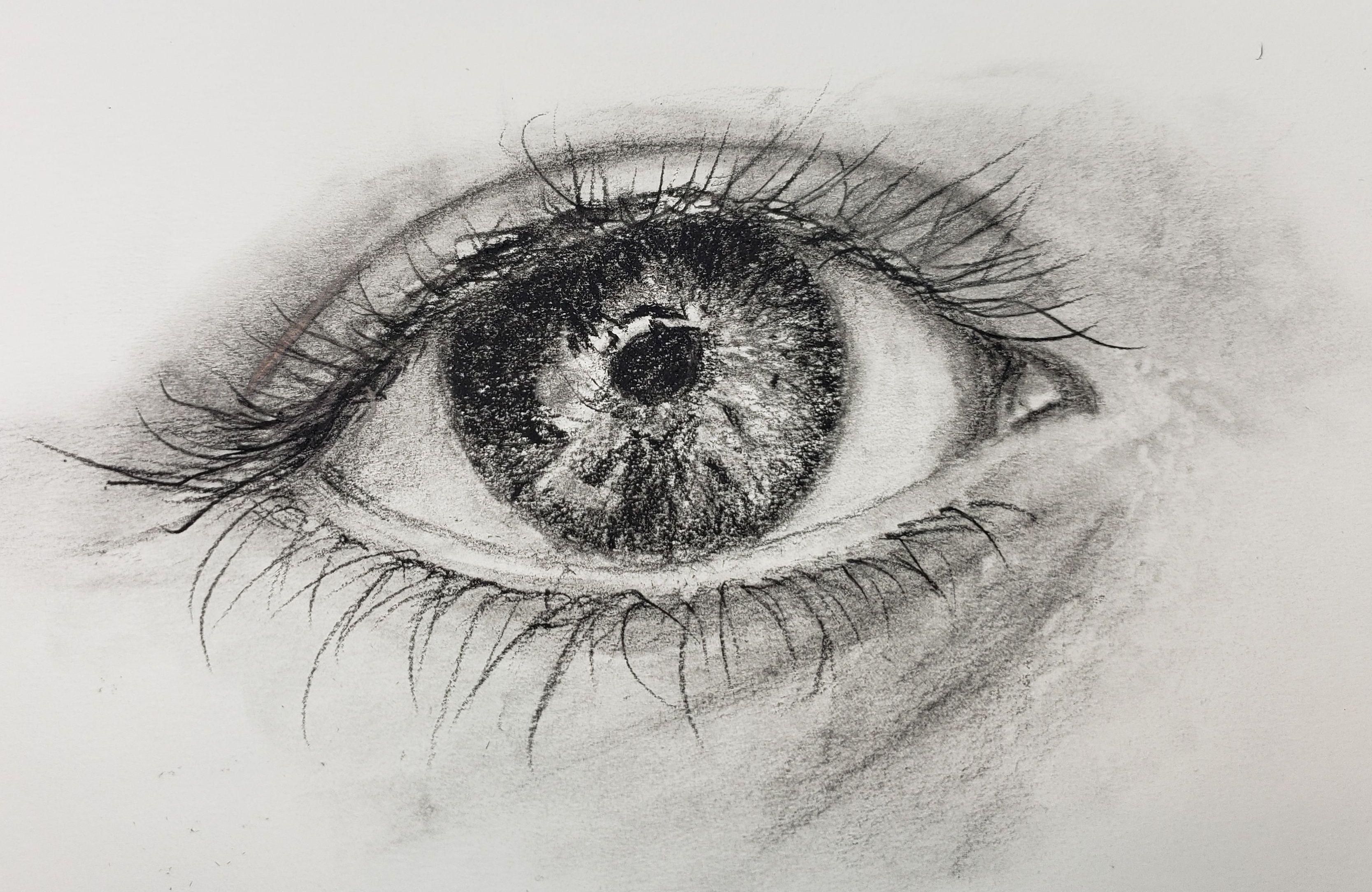Tutoriel : Comment dessiner un œil de manière réaliste