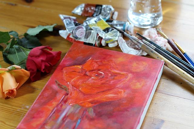 Trouver son style en peinture