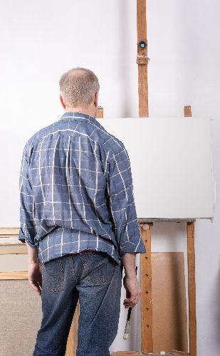 4 trucs pour éliminer le syndrome de la toile blanche