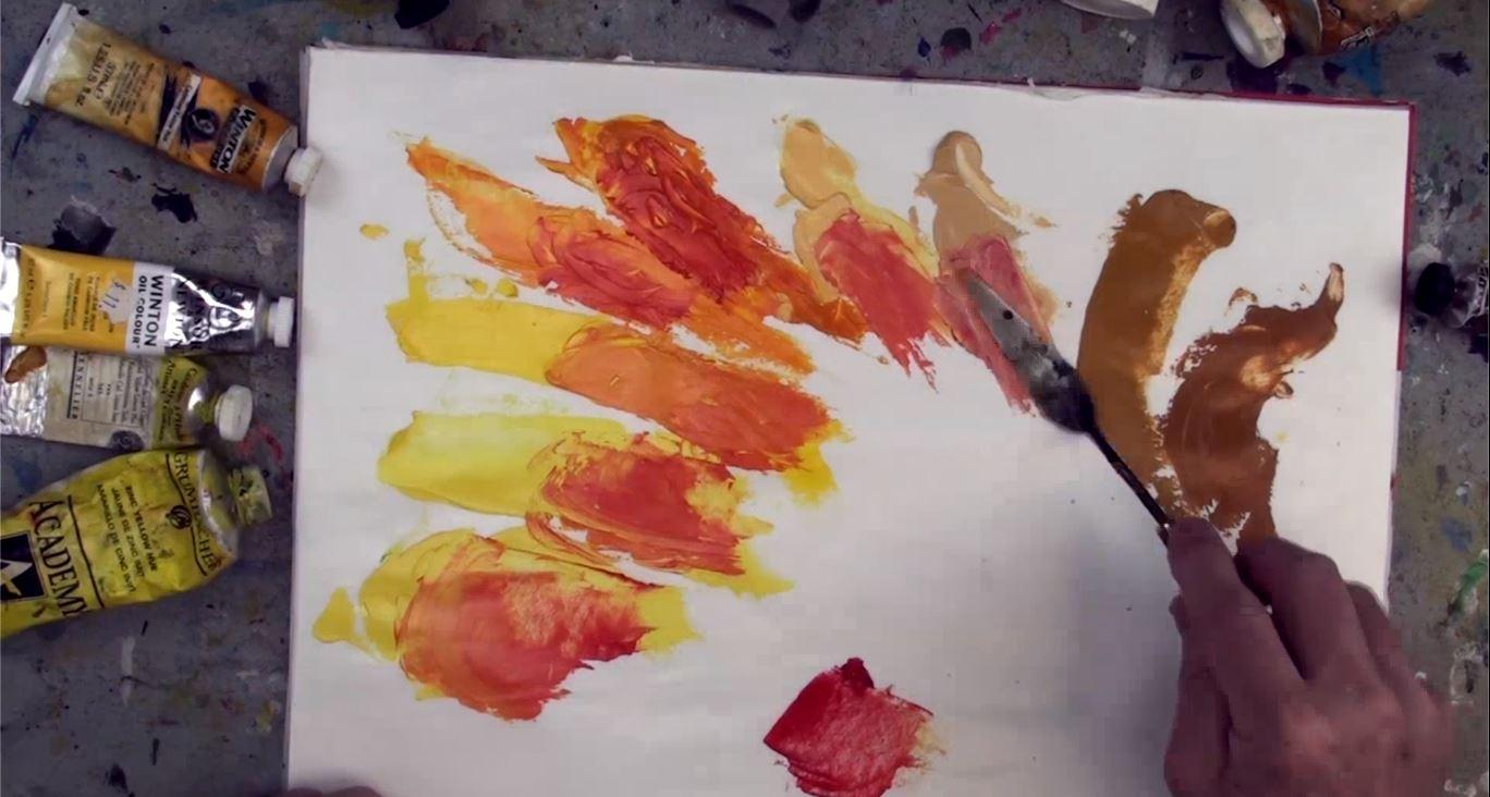 cours de peinture a distance