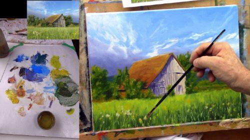 5 questions fréquemment posées lorsque l'on débute en peinture