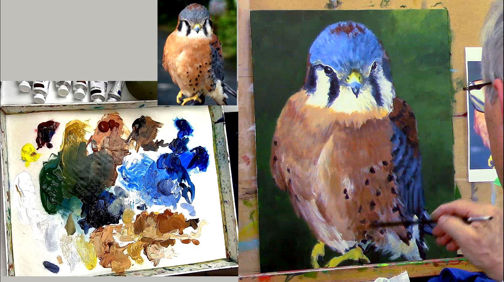 4 conseils pour les débutants en peinture acrylique