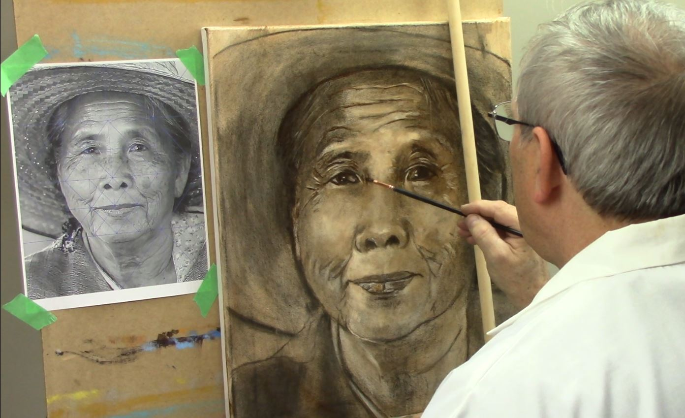 Le portrait en peinture