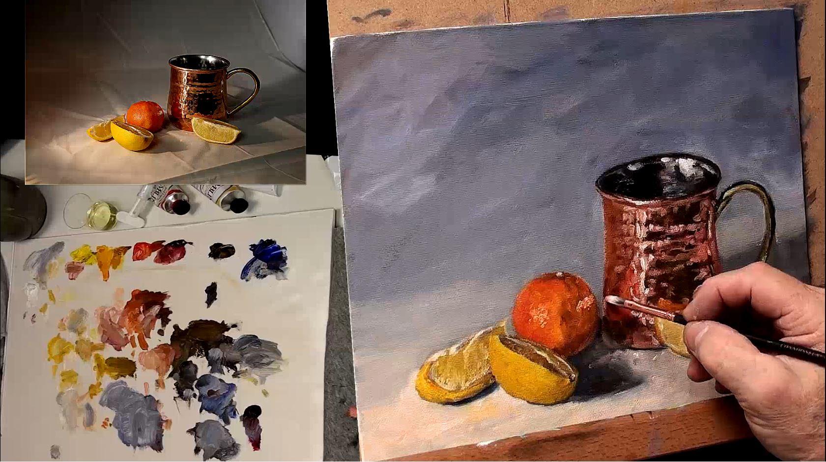 Comment peindre des surfaces métalliques de manière réaliste ?