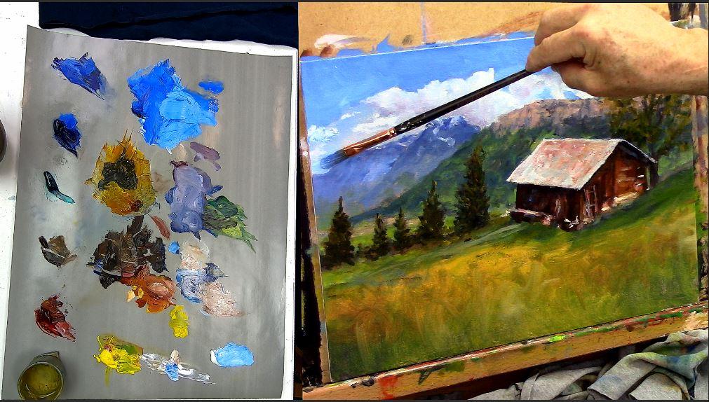 3 astuces pour peindre parfaitement les nuages
