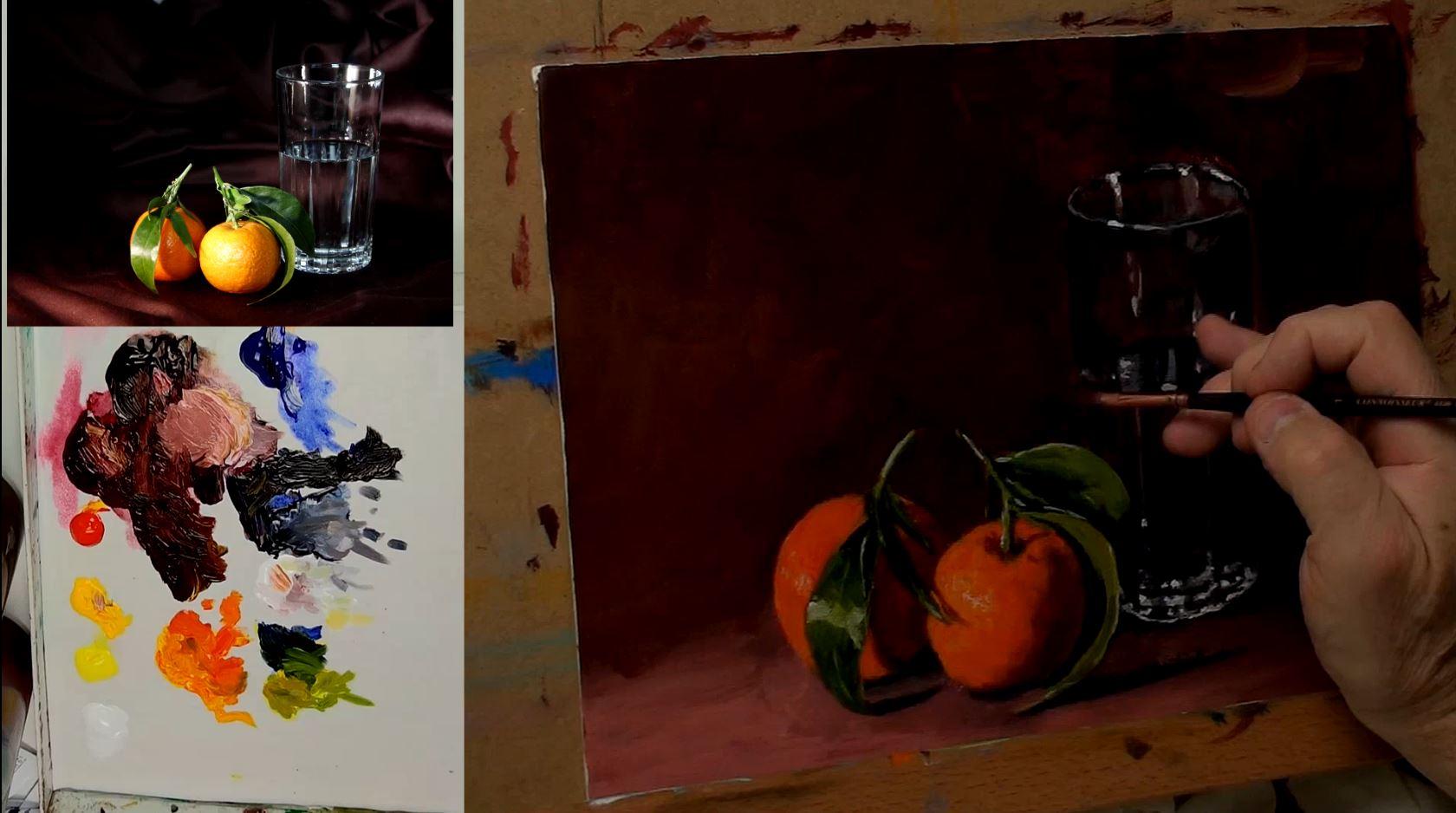 4 erreurs à éviter dans vos peintures de nature morte