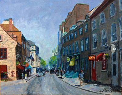 4 conseils pour peindre les paysages urbains comme un pro