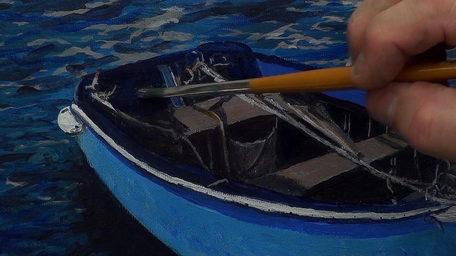 9 conseils pour mieux peindre en acrylique !