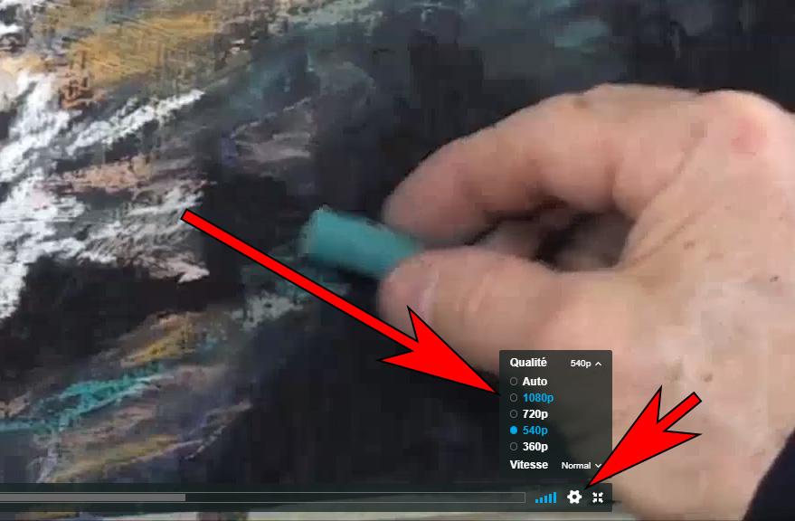 Amélioration des vidéos