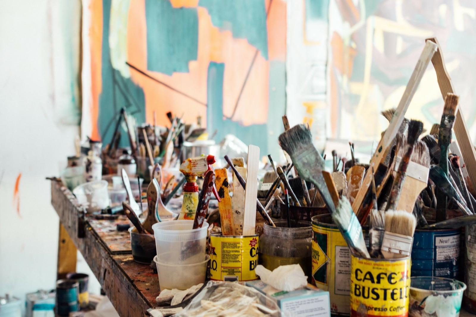 9 questions fréquemment posées par les débutants en peinture