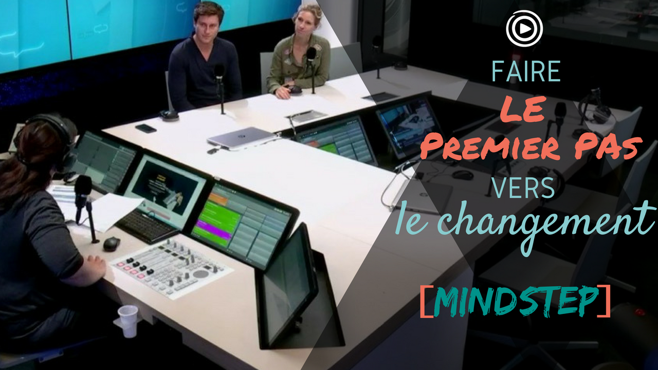 Sandrine & Nicolas de Mindstep.TV sur Tendance Première
