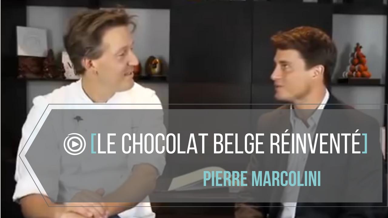 Pierre Marcolini Réinvente le Chocolat Belge