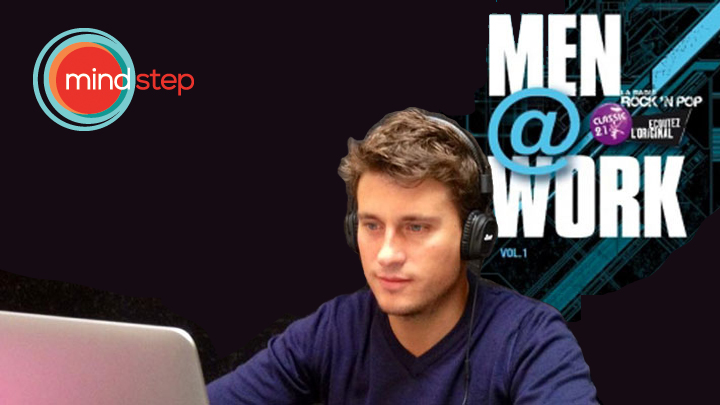 Découvrez Mindstep sur Men@Work avec Classic21