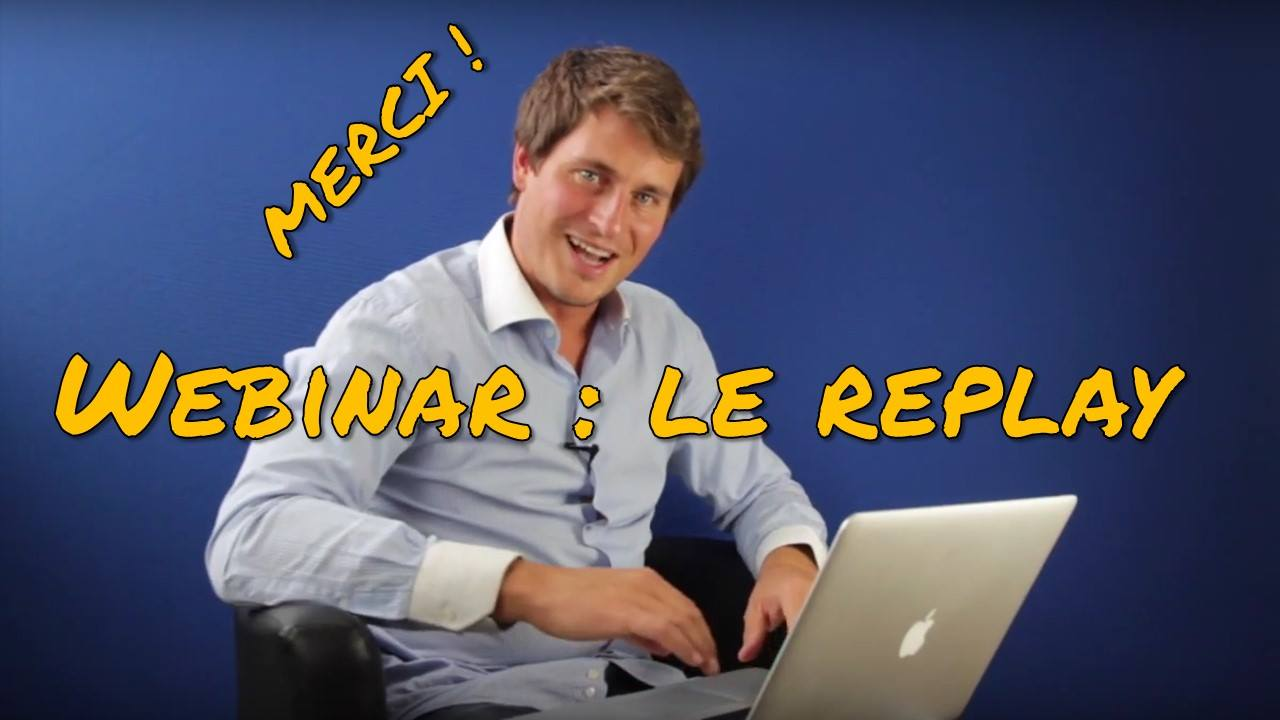 Webinar Replay - L'Opportunité de Vous Réinventer avec Business Model You®