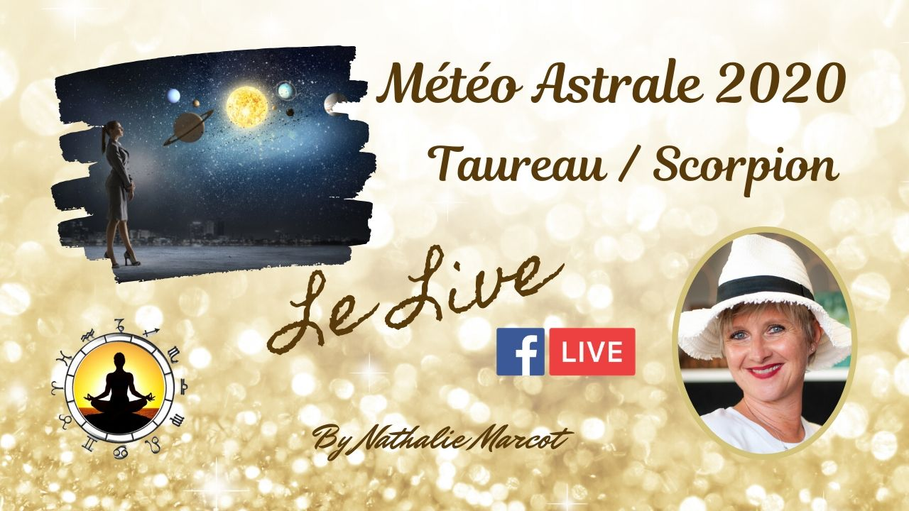 Météo Astrale 2020 : Taureau - Scorpion