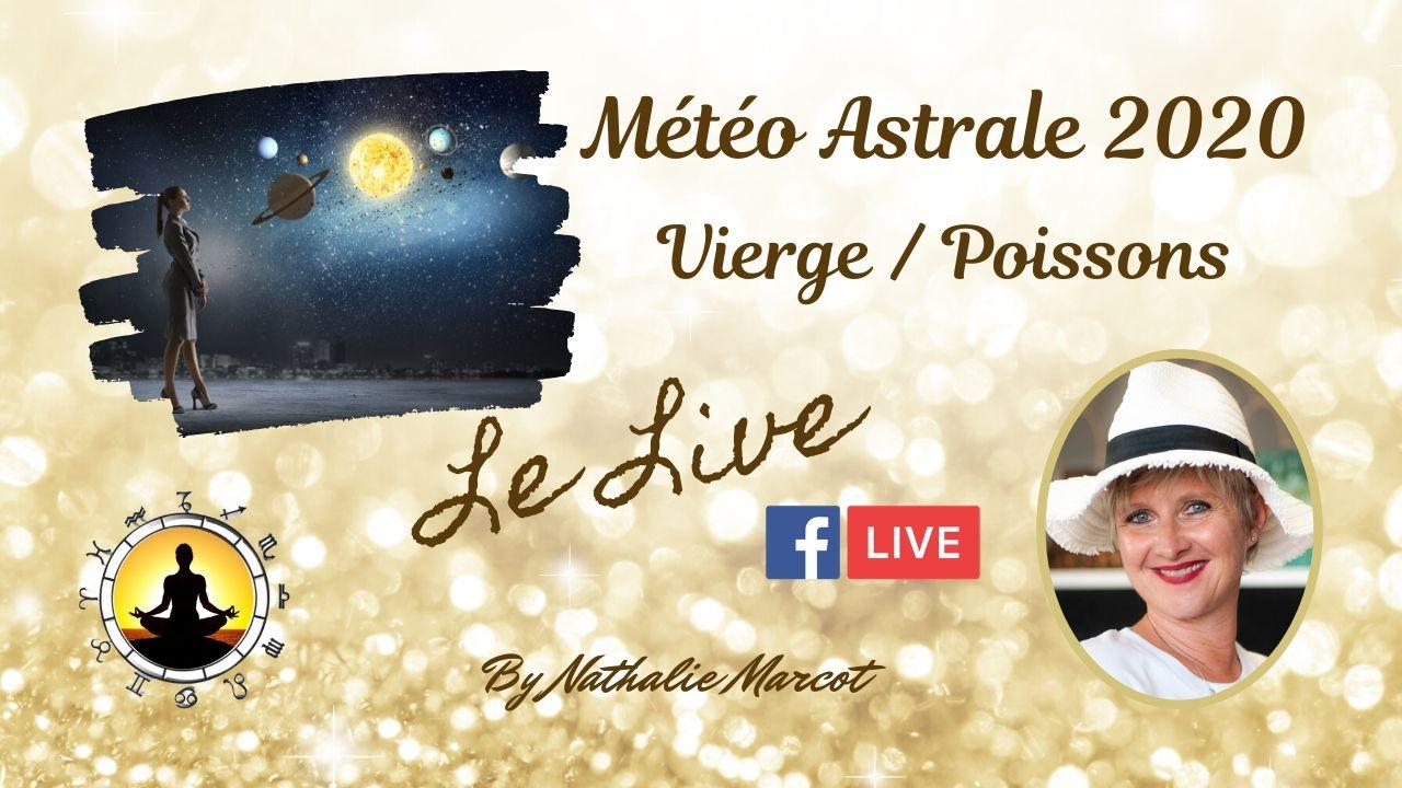 Météo Astrale 2020 : Vierge - Poissons