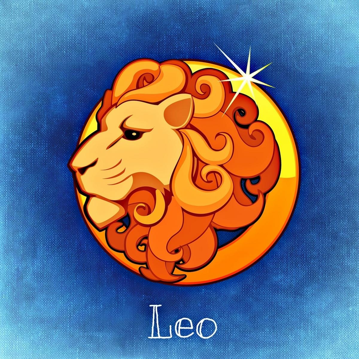 Le signe du mois : Le Lion