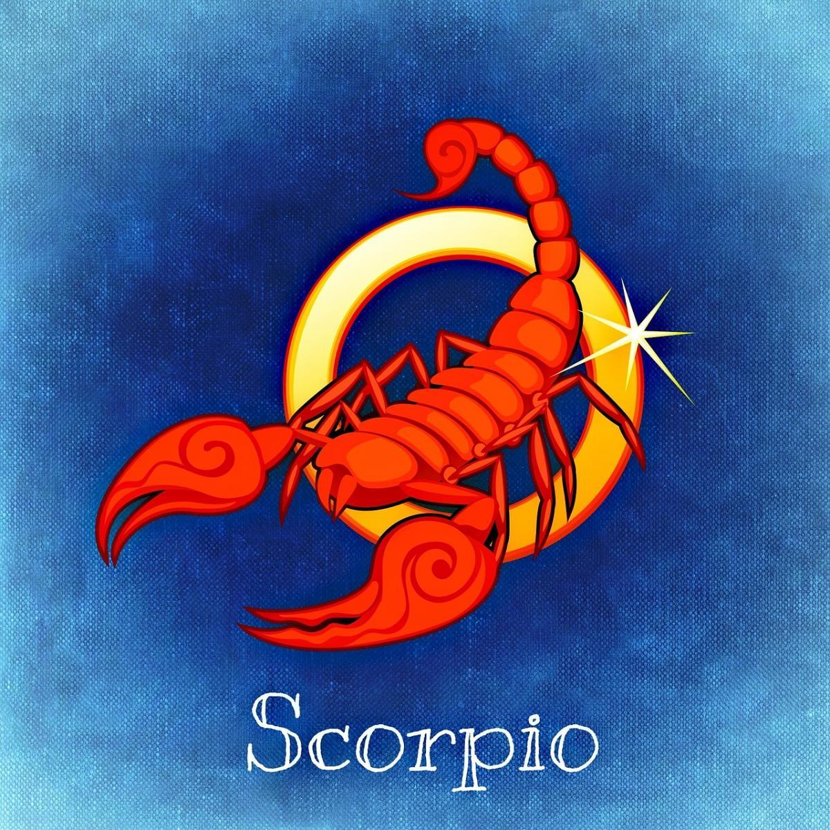 Le signe du mois : Le Scorpion