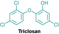 Triclosan : Le côté sale du savon