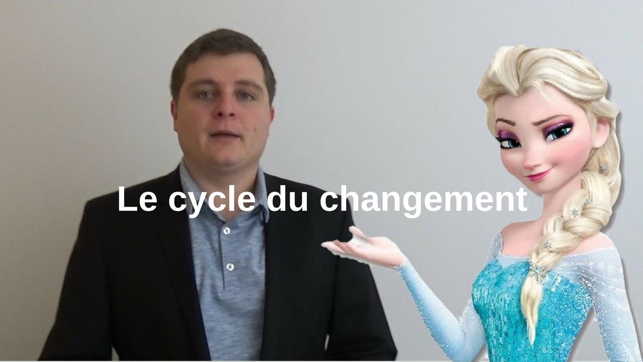 Le cycle du changement!