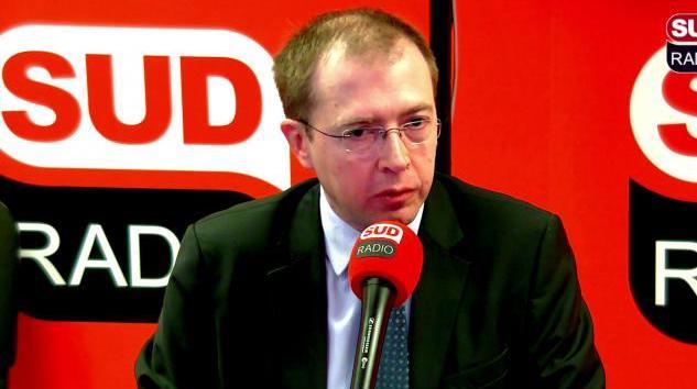 Philippe DOUALE chez SUD RADIO