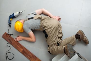 Chaque année, de nombreux accidents de chantiers pourraient être évités !