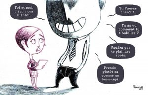 Quelques types de harcèlements