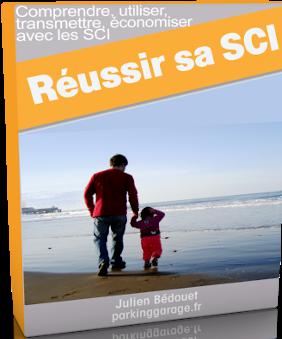 Mon livre réussir sa SCI va beaucoup t'aider pour économiser et transmettre ton argent